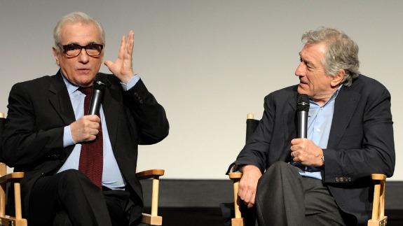 Tribeca Film Festival: Martin Scorsese and Robert DeNiro