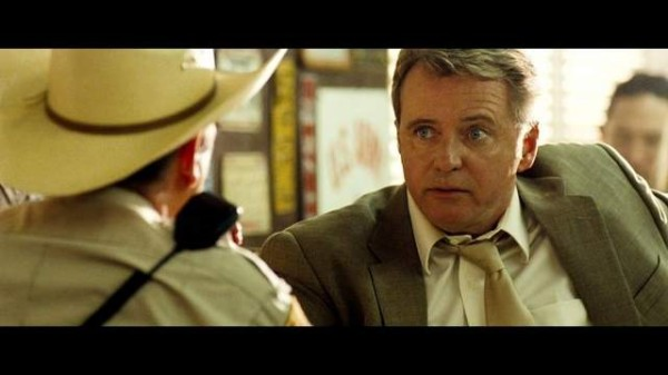 """Beau Bridges and Aidan Quinn in """"Rushlights"""""""