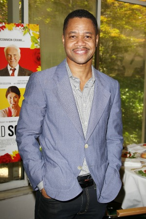 "Cuba Gooding, Jr. of ""Unfinished Song"" 
