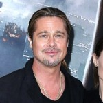 Brad Pitt and Angelina Jolie at the 'World War Z' Paris Premiere