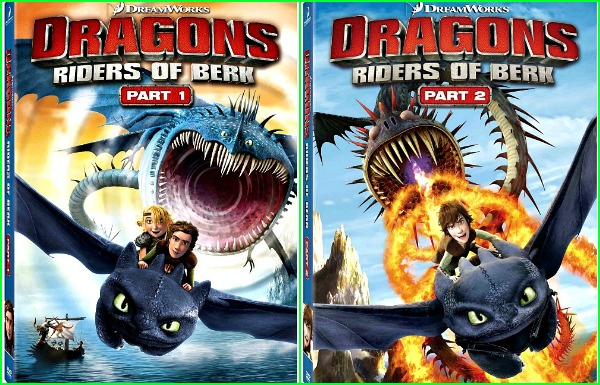 Dragons: Riders of Berk Giveaway