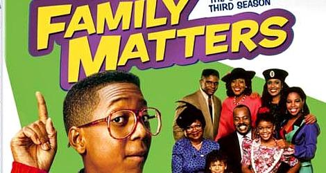 Family Matters Season 3