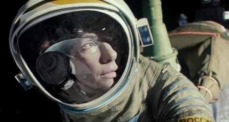 Gravity: Sandra Bullock