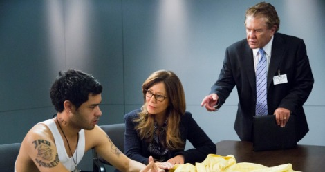 Major Crimes: Rules of Engagement