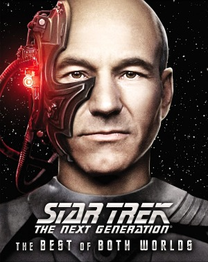 Star Trek: The Next Generation - Best of Both Worlds Blu-ray