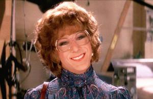Dustin Hoffman as Dorothy in Tootsie