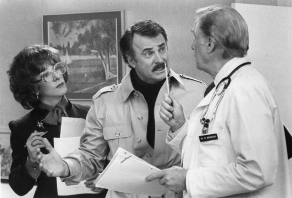 Hoffman, Dabney Coleman, George Gaynes