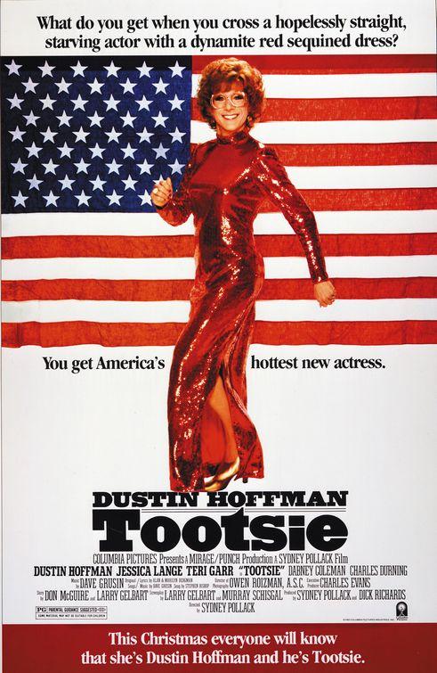 Tootsie Movie Poster