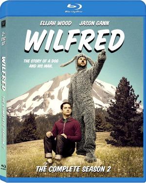 Wilfred Season 2 Blu-ray