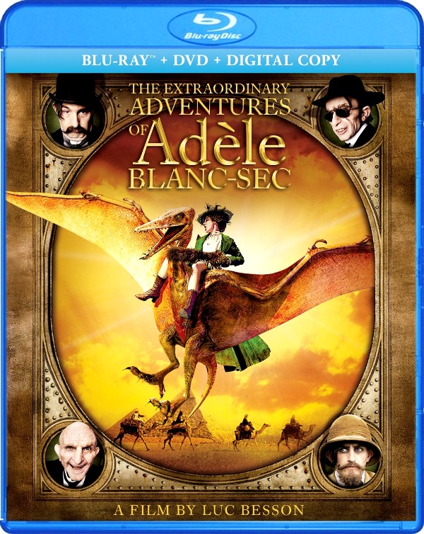 Luc Besson's Adele Blanc-Sec
