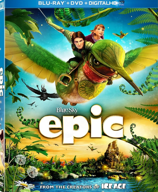 Epic DVD Blu-ray