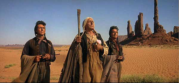 Reel Injuns discusses John Ford Films like Cheyenne Autumn