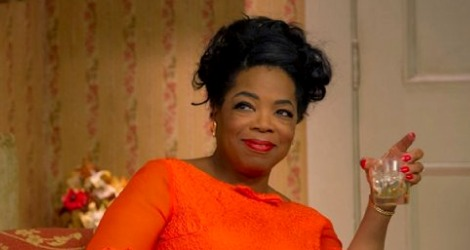 Oprah Winfrey in The Butler