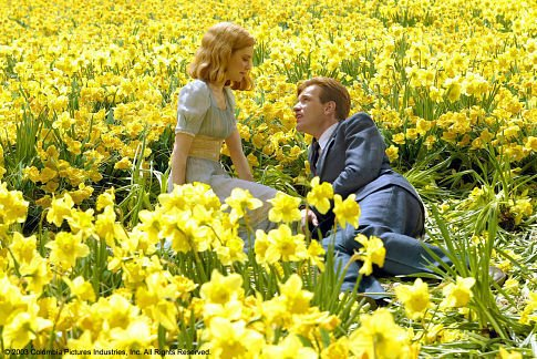 "Allison Lohman and Ewan McGregor in the film version of ""Big Fish"""
