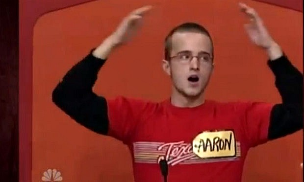 Aaron Paul: The Price is Right
