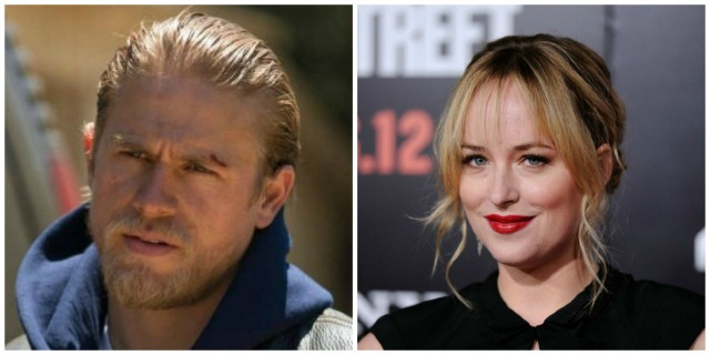 Fifty Shades of Grey: Charlie Hunnam, Dakota Johnson