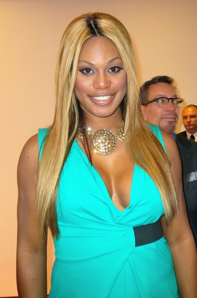 Laverne Cox: Orange is the New Black