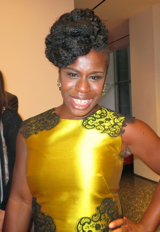 Uzo Aduba of Orange is the New Black