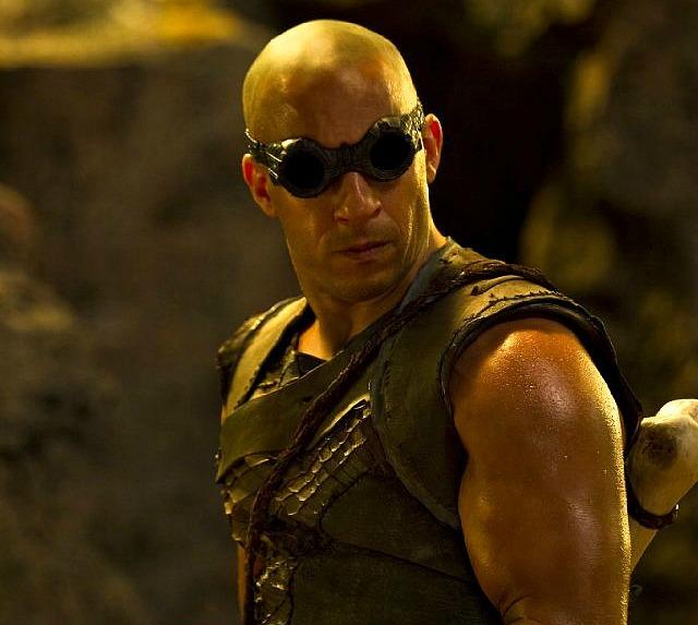 Vin Diesel in Riddick