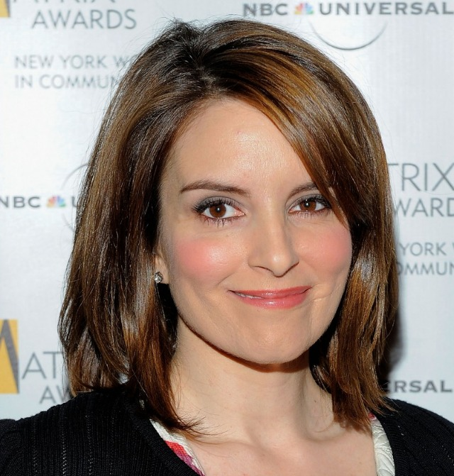 Tina Fey to Host SNL