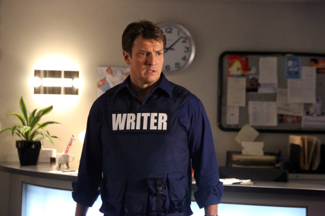 Castle Recap: No. One Fan