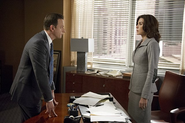 The Good Wife: Hitting the Fan