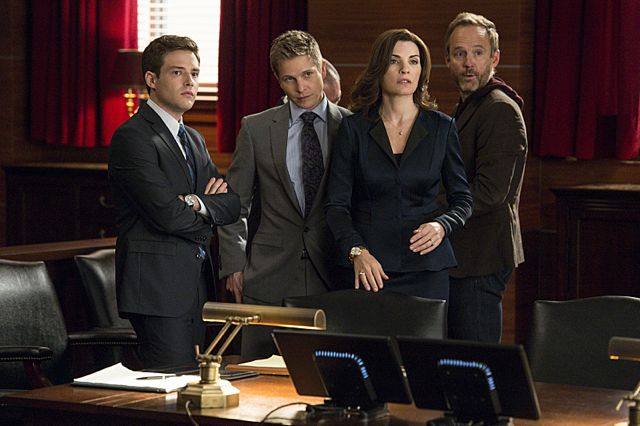 The Good Wife 5x2: The Bit Bucket