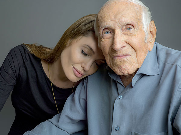 Unbroken: Angelina Jolie and Louis Zamperini