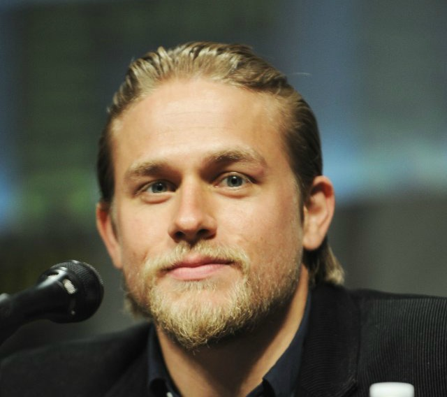 Fifty Shades of Grey: Charlie Hunnam