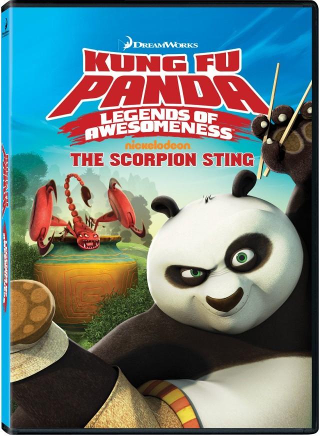 Kung Fu Panda: Legends of Awesomeness