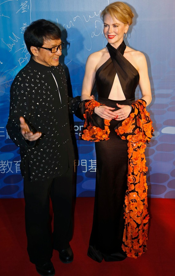 Nicole Kidman: Oscars of China