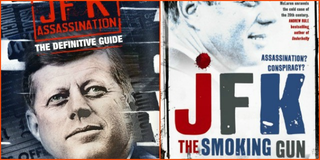 JFK DVD and Book Giveaway