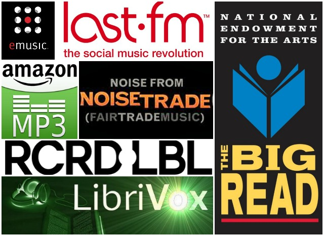 Free Music and Audiobooks