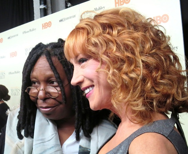 Whoopi Goldberg at Moms Mabley Doc Screening