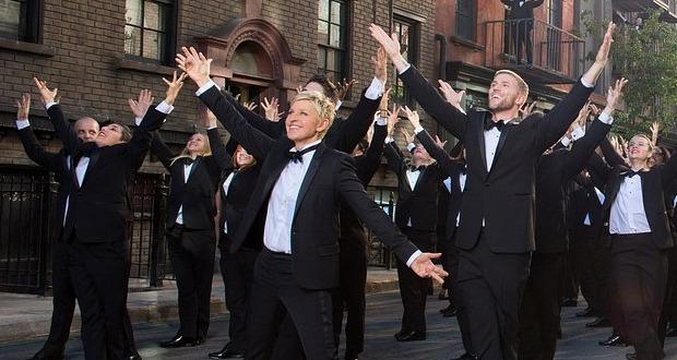 Oscars 2014 Ellen Promo