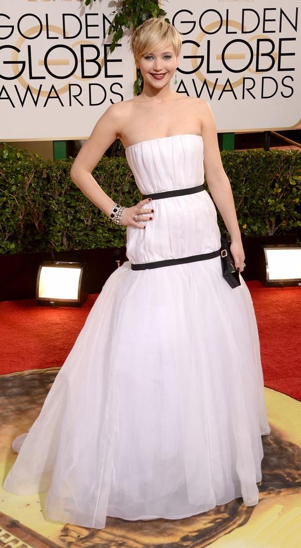Golden Globes 2014 Jennifer Lawrence