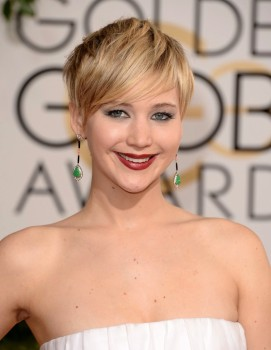 Golden Globes 2014 Jennifer Lawrence