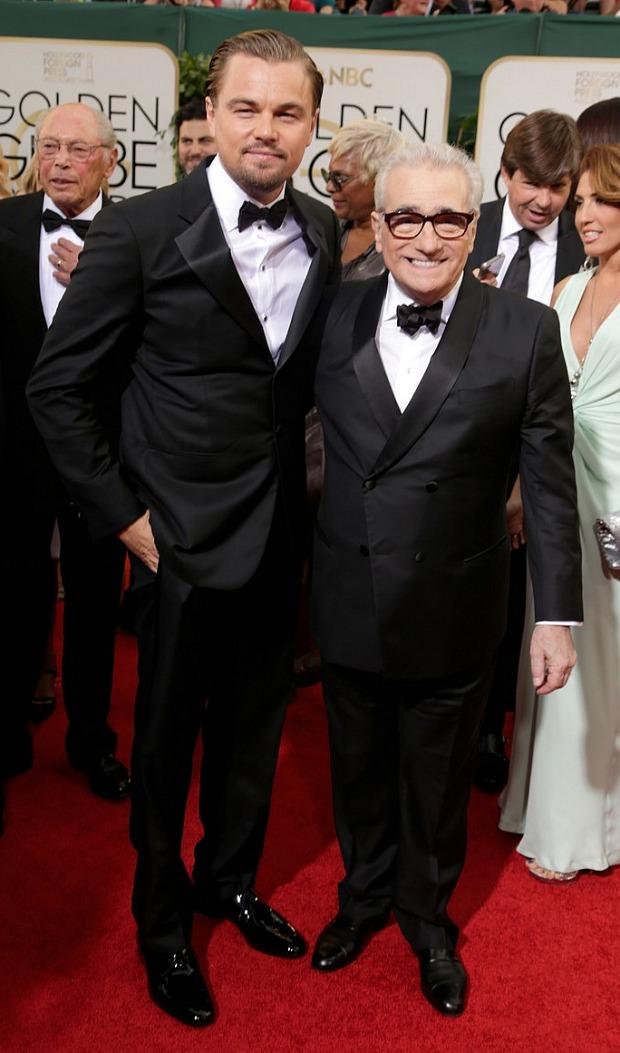 Golden Globes 2014 Leonardo DiCaprio