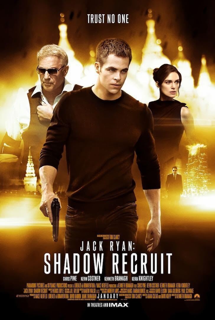 Jack Ryan Shadow Recruit Stream