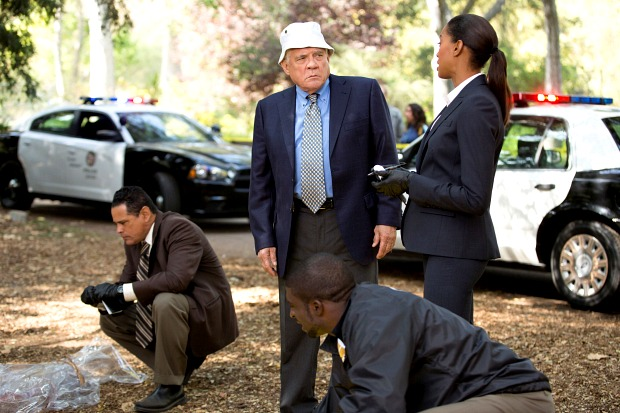 Major Crimes Return to Sender