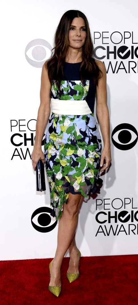 People's Choice Awards: Sandra Bullock