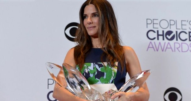 People's Choice Awards: Sandra Bullock