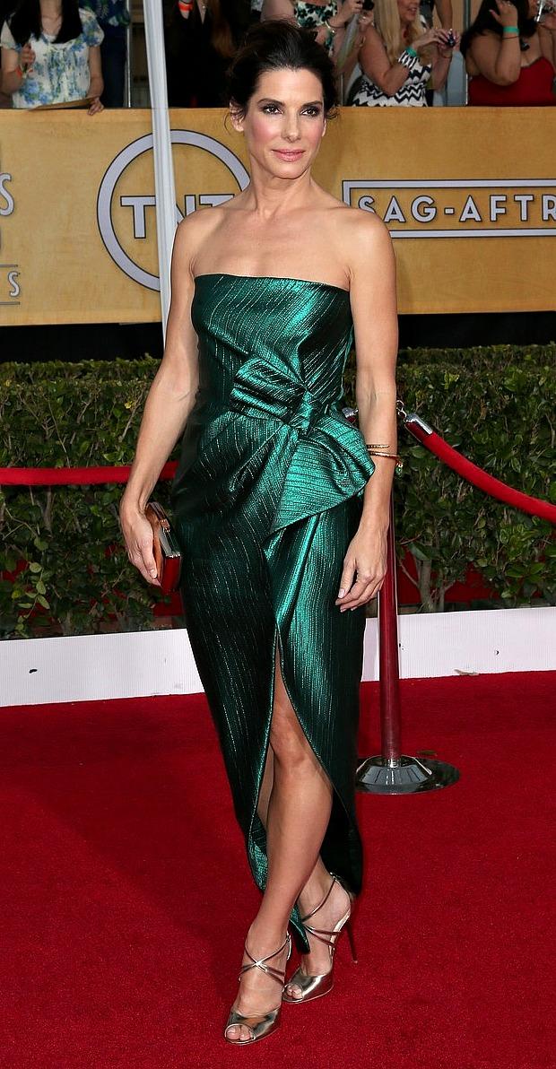 SAG Awards 2014 Sandra Bullock