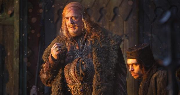 The Hobbit Master of Lake-Town