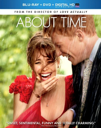 About Time DVD Bluray
