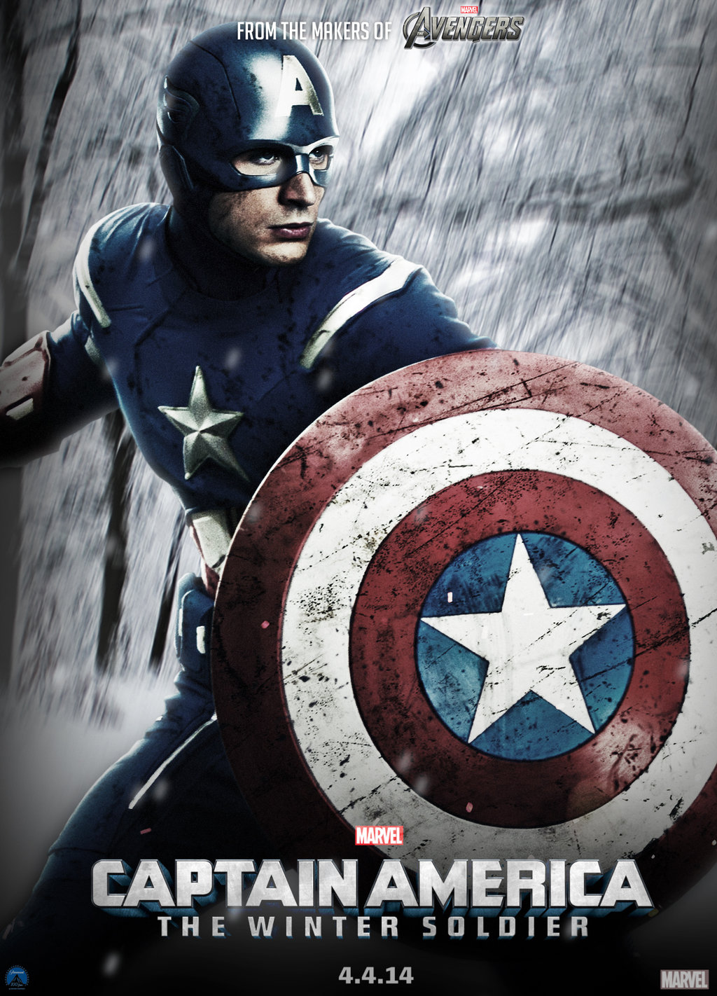 captain america winter soldier poster 2 reel life with jane