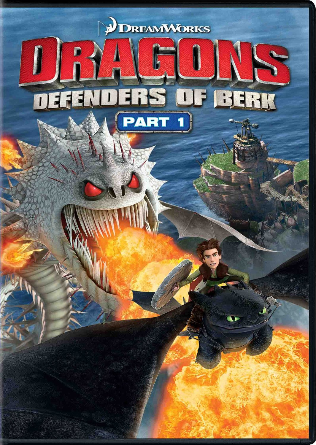 Dragons Defenders Of Berk Pt 1 Motiongate : How To Train Your