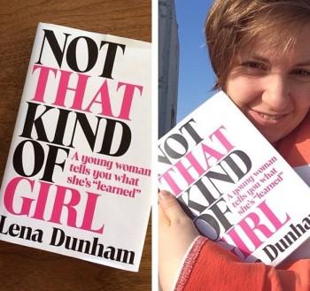 Lena Dunham Book