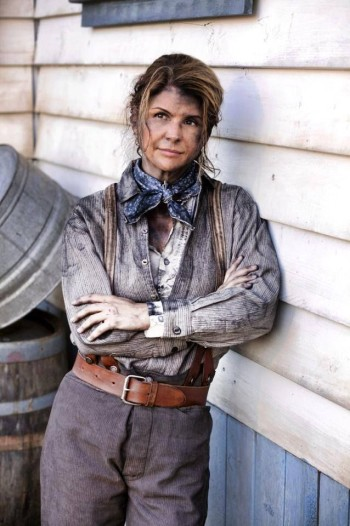 "Lori Loughlin in ""When Calls the Heart"""