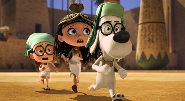 Mr Peabody And Sherman Stream